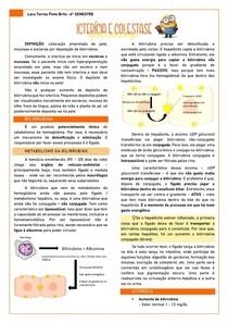 Icterícia e Colestase