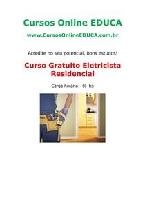 Curso Eletricista Residencial EDC