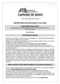 892128 Caderno de Provas