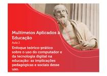 VA Multimeios Aplicados Educacao Aula 02