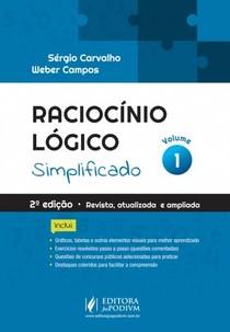 #Raciocínio Lógico Simplificado - Volume 1 (2016) - Sérgio Carvalho e Weber Campos
