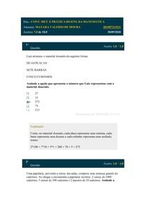 CONT MET E PRÁTICA DO ENS DA MATEMÁTICA SIMULADO
