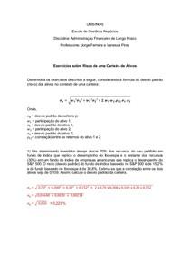 Rodrigo Hidalgo Nicolini   Exercícios sobre Risco M2 enunciado