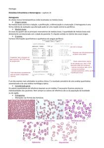 Capitulo 14 Patologia