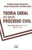 TEORIA GERAL DO NOVO CÓDIGO DE PROCESSO CIVIL, Cândido Rangel DINAMARCO, Ed. Malheiros, 2016.pdf