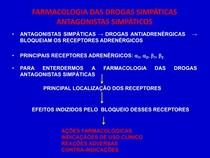 ANTAGONISTAS+ADRENÉRGICOS