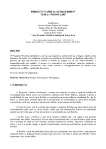 Paper - Família Acolhedora - Seminario Serviço Social - Raquel - ok
