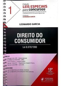 (2019) Direito do Consumidor - Leonardo Garcia - Leis Especiais para Concursos