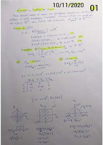 Normas e Condicionamento de Matrizes