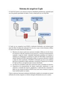 Sistema de arquivos Ceph