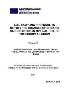 soli sampling protocol