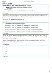 Ativ 4 Quimica Experimetal