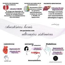 anestésicos em pacientes especiais