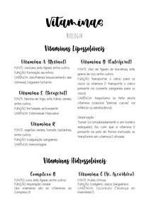 resumo-bio3-vitaminas