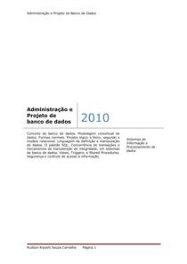 ProjetoBancoDados