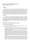 Resumo Doenças de  linfonodos