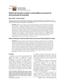 Texto 4  democratização da escola pública