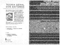 GERAL BERTALANFFY DOS SISTEMAS TEORIA BAIXAR