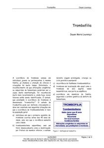 17  TROMBOFILIAS