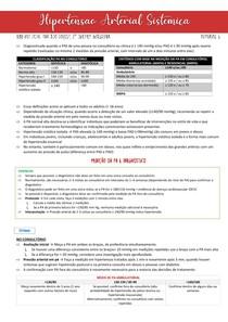 Hipertensão Arterial Sistêmica (2020 ATUALIZADO)