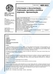 NBR 6021 Publicação Periódica Científica 2003