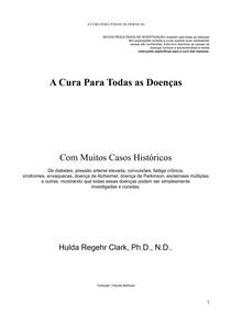 Livro_A cura para todas as doencas_Hulda Clark