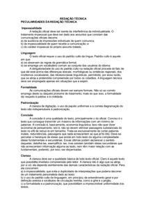 TIPOS DE TEXTOS TÉCNICOS