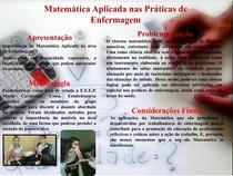 Matemática Aplicada nas Práticas de Enfermagem