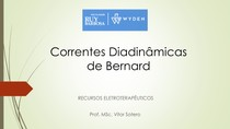 [AULA] Correntes Diadinamicas