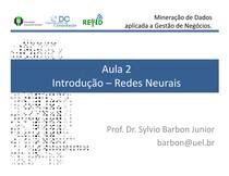 Aula2 Redes Neurais