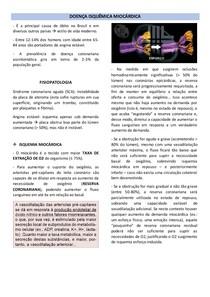 Problema 02 - DOENÇA ISQUÊMICA MIOCÁRDICA