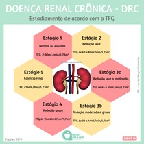 Estadiamento da Doença Renal Crônica