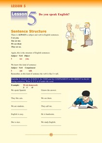 Lesson 5- English for you