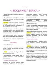 bioquimica serica