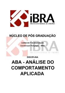 aba-analisedocomportamentoaplicada-apostila
