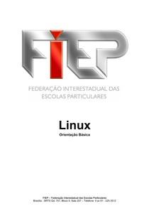 orientação básica Linux