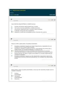 ARQUITETURA E URBANISMO;,,,