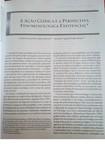 Ação Clinica e a Perspectiva da Fenomenologia Existencial