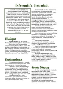 Estomatite vesicular