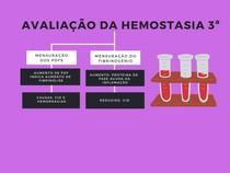 avaliação da hemostasia 3