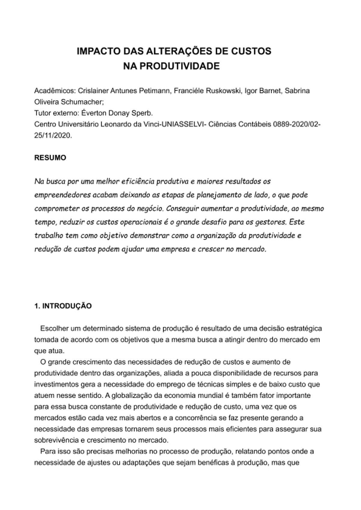 Pre-visualização do material paper 2020 - página 1