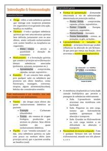 Introdução á Farmacologia