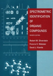 Spectrometric identification of organic compunds   7th ed silverstein 2005