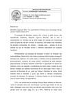 BAUMAN, Zygmunt; MAY, Tim, Aprendendo a Pensar com a Sociologia. cap. 01