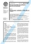 NBR ISO 9000 3   2003   Gestão da Qualidade Aplicacao da NBR 19001