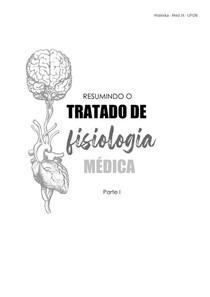 Resumindo o Tratado de fisiologia médica