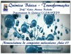 QBT aula 07   Nomenclatura de compostos moleculares