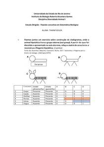 Sistemática Biológica