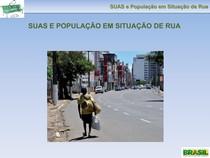 Cartilha SUAS e populacao de rua