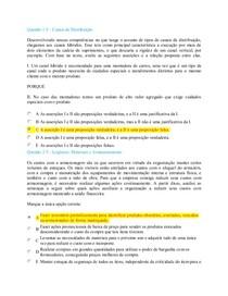 APOL2 Canais de Distribuição e Logística